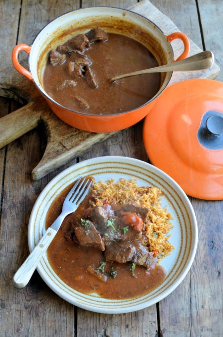 Holiday Cooking with Ease: France - Provence Beef Casserole