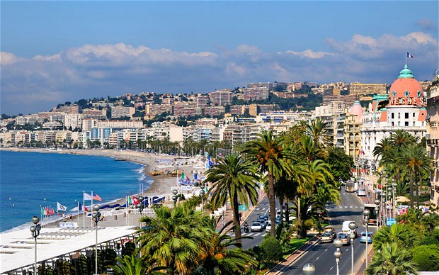 Nice in the South of France