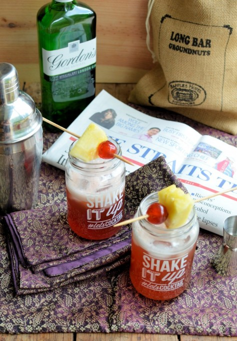 Gordon's Singapore Sling - #LetsCocktail this Summer! (2)