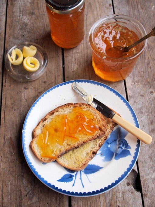 Home-made Marmalade