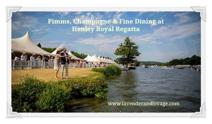 Pimms, Champagne & Fine Dining at Henley Royal Regatta