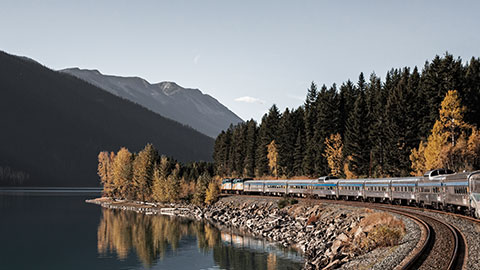 Via Rail The Canadian