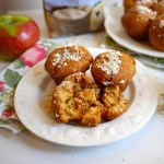 Apple & Oat Breakfast Muffins