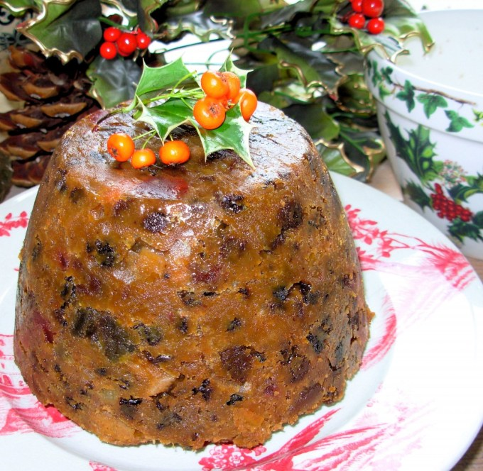 The Royal Mint Xmas Pudding