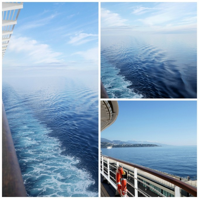 At Sea with Silversea