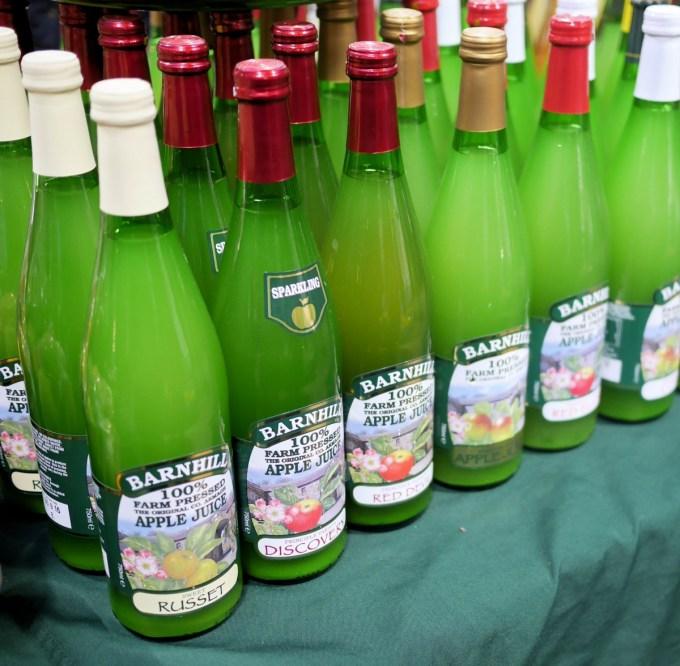 Barnhill Apple Juice