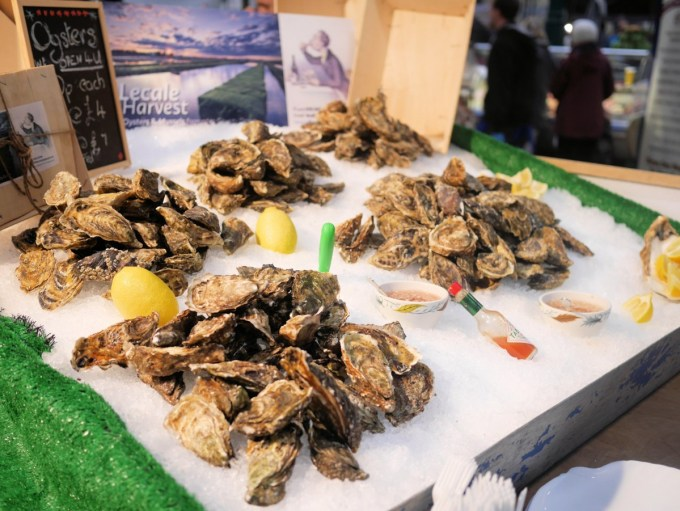 Something Fishy Oysters