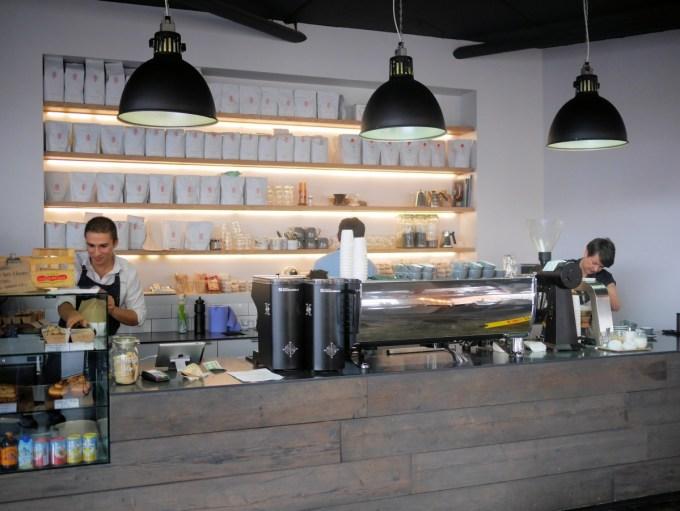Established Coffee Shop