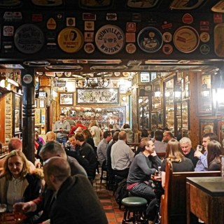 The Duke of York Pub Belfast