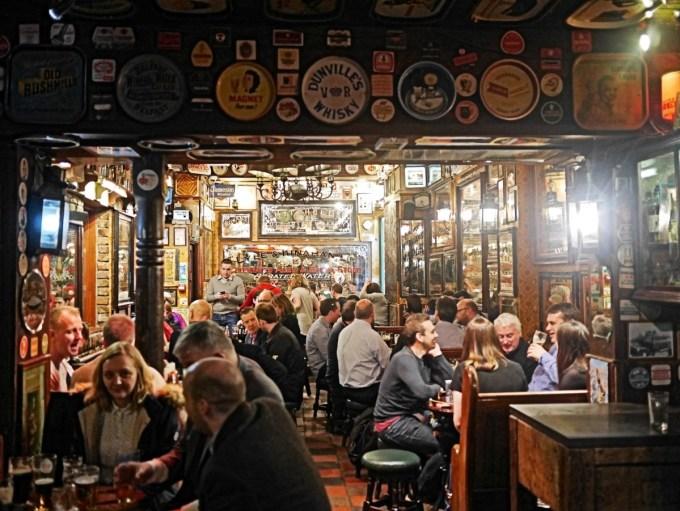 The Duke of York Pub Belfast