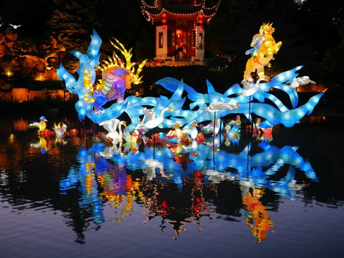 Chinese Lantern Festival Montreal