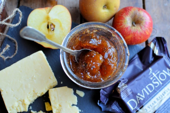 Davidstow Festive Cheeseboard Challenge & Spiced Fig Jam