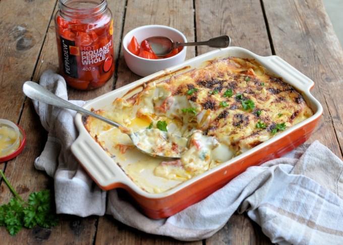 Roast Pumpkin Lasgane