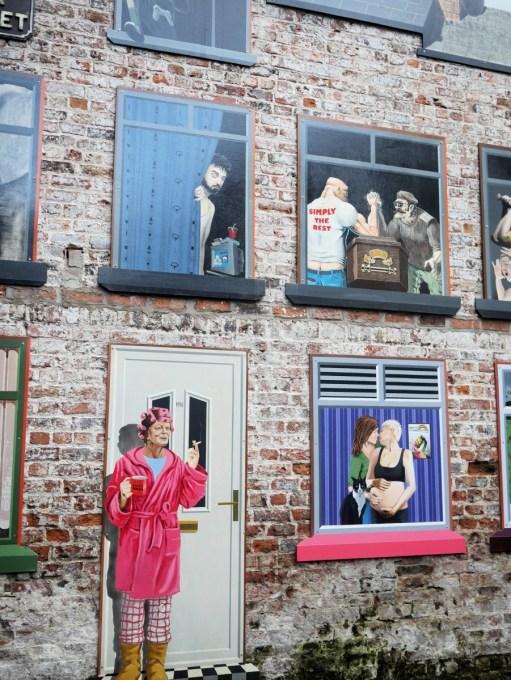 Danny Devenny Street Art Belfast