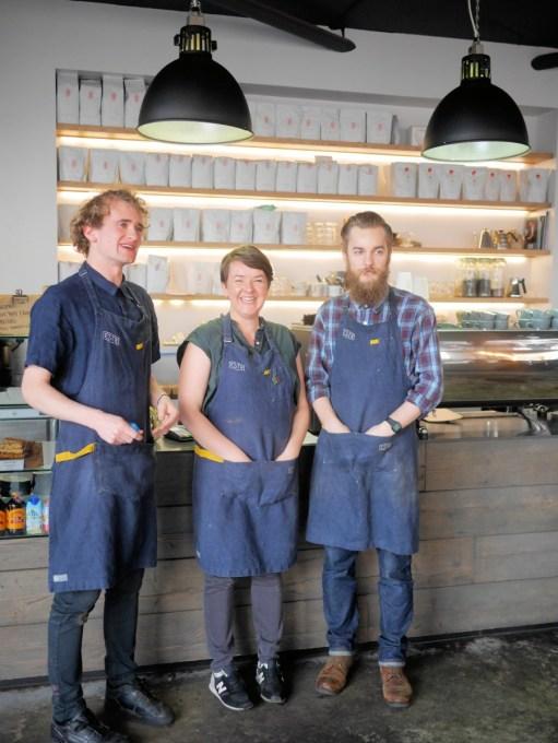 Established Coffee Baristas