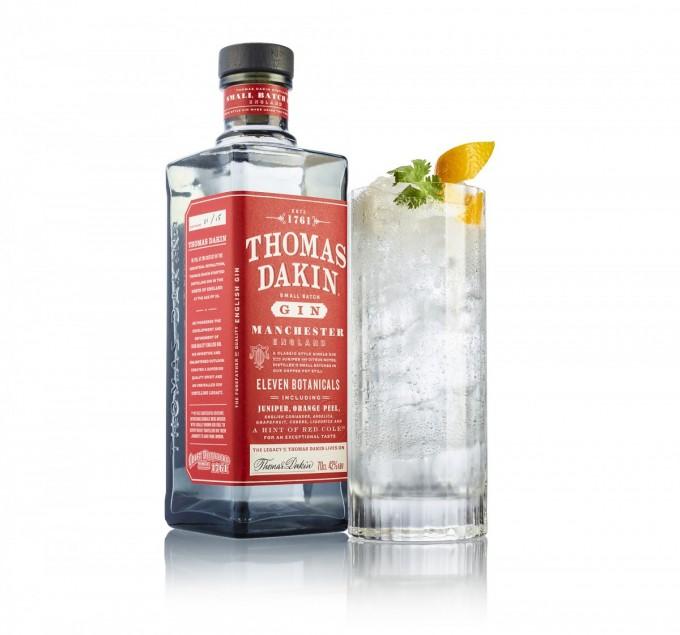 Thomas Dakin Gin