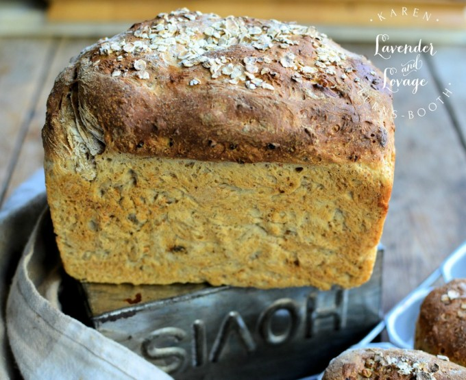 """""""Hovis still has many times more wheatgerm then ordinary bread. It's as good for you today as it's always been""""...."""
