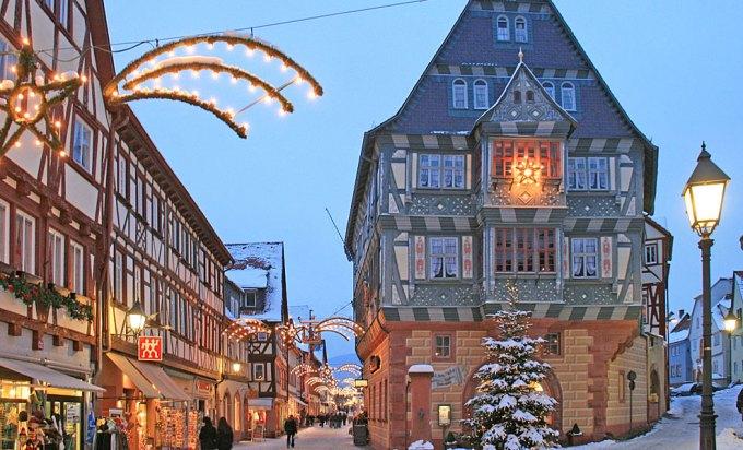 Miltenberg winter