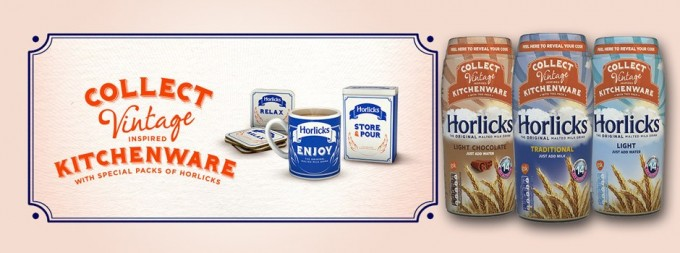 Horlicks Vintage Ware