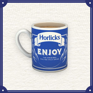 Horlicks Vintage Mug