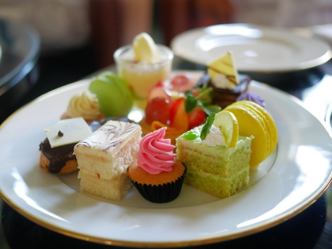 Afternoon Tea at the Cinnamon Grand Hotel Colomb