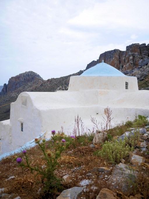 Greek Church on Astypalea