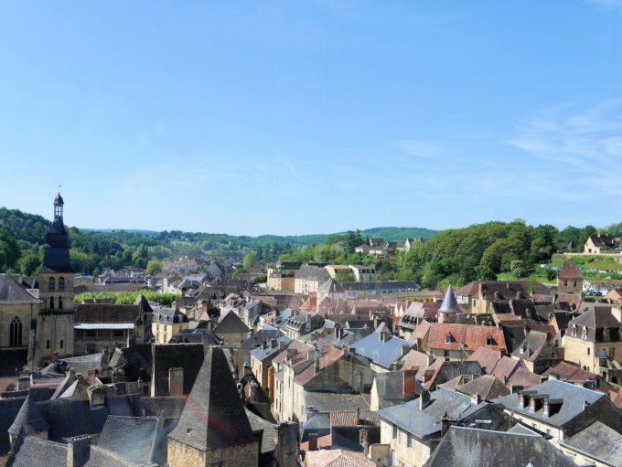 The Rooftops of Sarlat