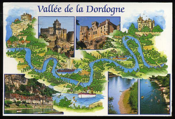Valle de Dordogne