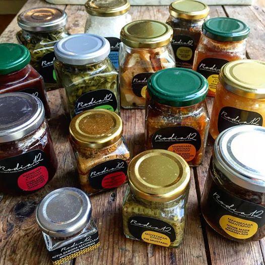 Rodia 12 Preserves and Jams