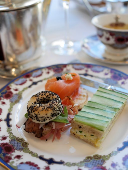 Tea at the Top, Fairmont Hotel Vancouver