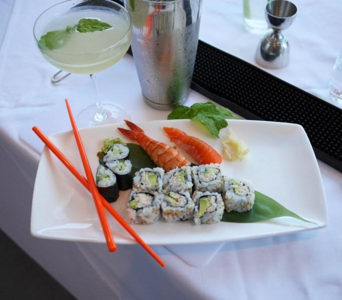 Sushi Class at Raw Bar Fairmont Pacific Rim