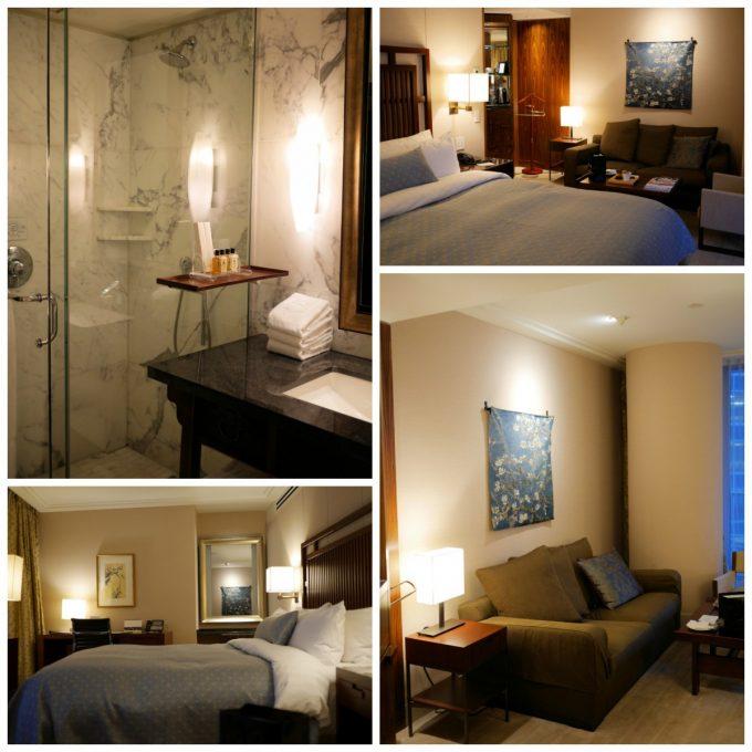 Shangri La Hotel Room