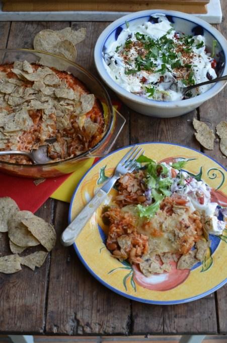 A Secret Recipe: Mexican Casserole