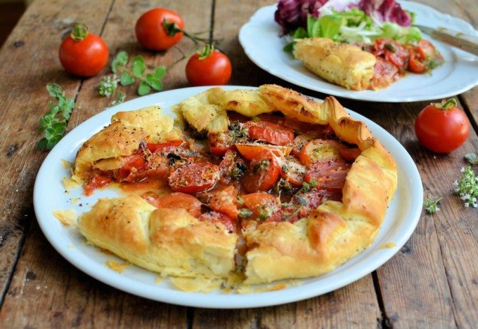Fresh Tomato & Oregano Galette (11)