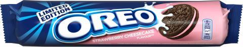 Strawberry Cheesecake Oreos