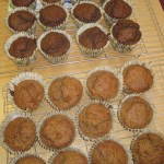Fair trade Banana Muffins