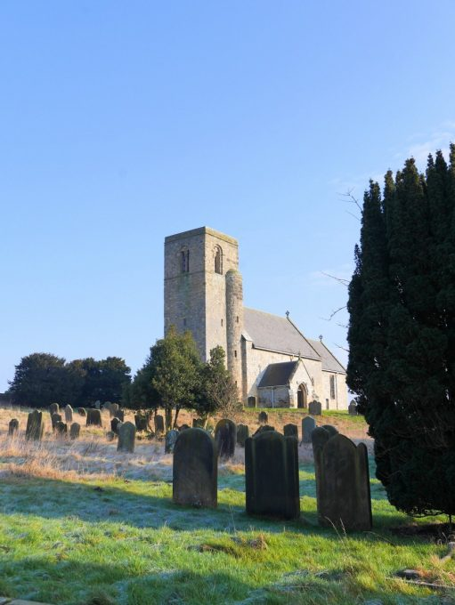 Weaverthorpe Church