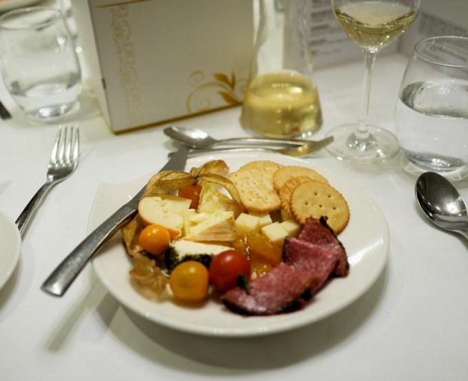 Cheese Platter from Buffet