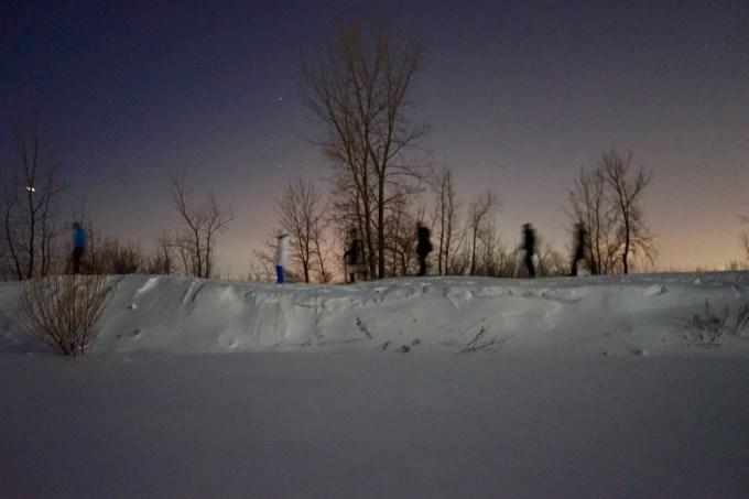 Full Moon Backwoods Snowshoe & Bonfire at FortWhyte Alive