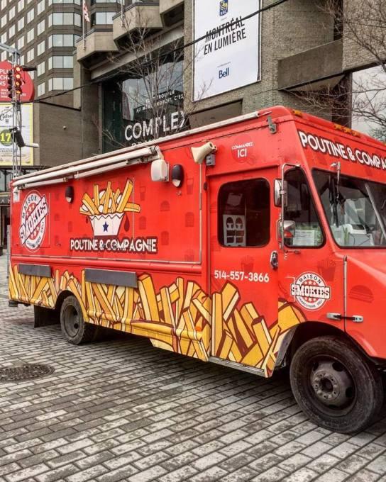 Poutine Food Truck