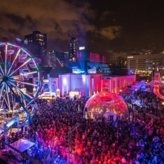 Fine Dining at Montréal en Lumière - Five days of Fine Food, Frolics and Festival Fun! Montréal knows how to throw a party, even in the winter!