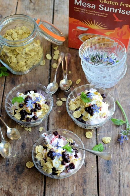 Nature's Path Trifle Cheesecakes