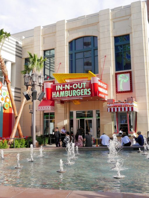 In N Out Hamburgers