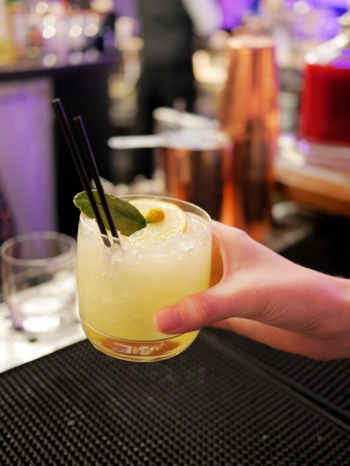 The Verbena Cocktail