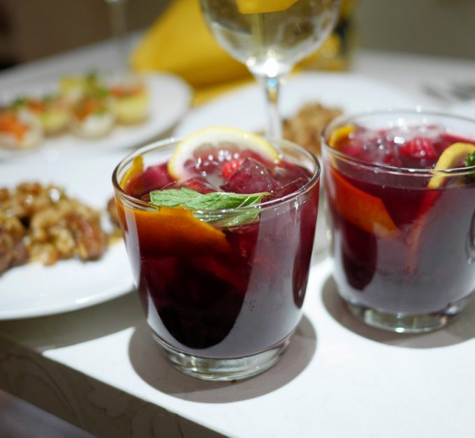Lunch Like a Spaniard with JOSÉ ANDRÉS at Jaleo, The Cosmopolitan with SANGRIA