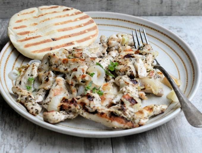 Chicken Döner Kebab