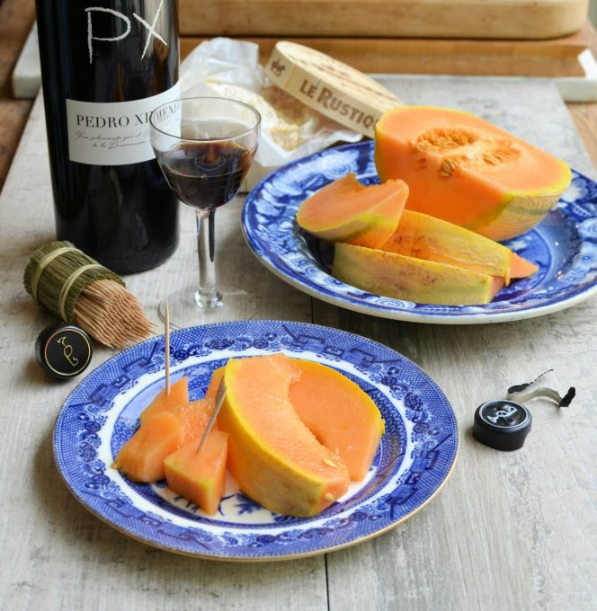 Sherry and Fruit