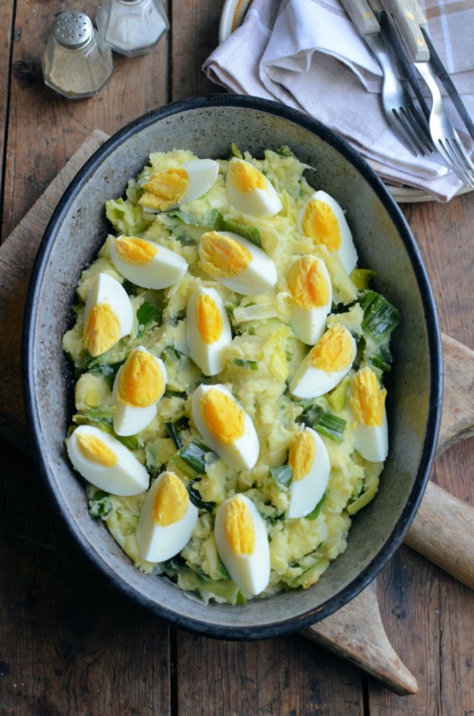Anglesey Eggs (Ŵyau Ynys Môn)