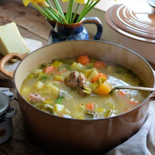 Welsh Cawl (Lamb & Vegetable Stew)