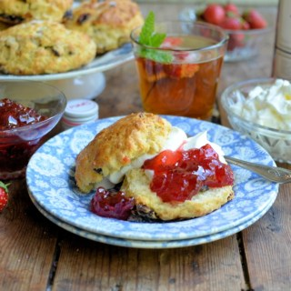 Wimbledon Pimm's Cream Tea Recipes